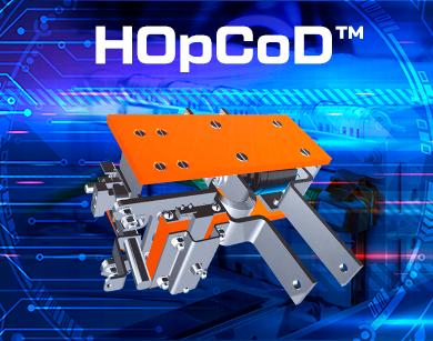 Tecnología, HOpCoD™, bypassing, las celdas, potencia, VDF, Triol
