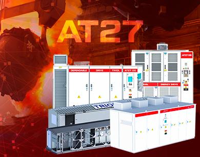ПЧ АТ27, преобразователь частоты