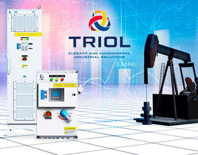 Triol AT24 SR and AT24 RT product lines for controlling  Sucker Rod Pumps
