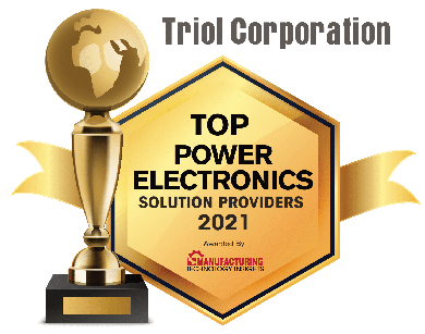 Triol Corporation Offering Cutting-Edge Medium Voltage VFD