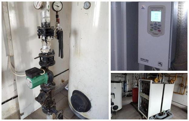 Якісне водопостачання, енергоефективність, обладнання Тріол