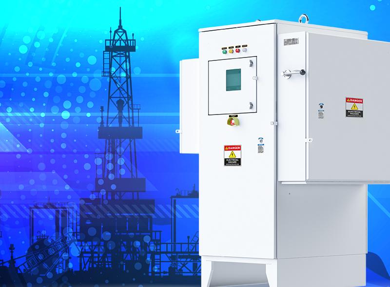 Гарантированная работа погружных установок добычи нефти в сложных условиях и аварийных ситуациях благодаря уникальным конструкции и алгоритмам